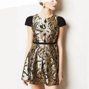 Anthropologie Hunter Dixon Dress. Worn once
